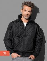 Quilted Blouson
