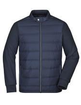 Men's Hybrid Sweat Jacket
